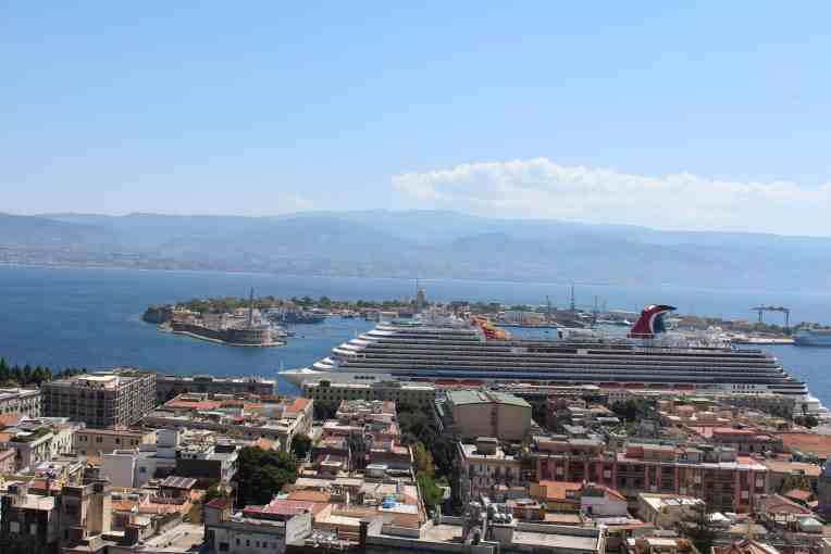 Carnival Vista Messina
