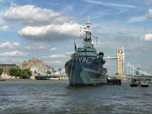 Tower Bridge - HMS Belfast