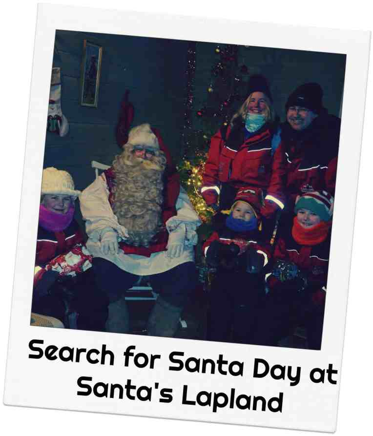 Search for Santa Day