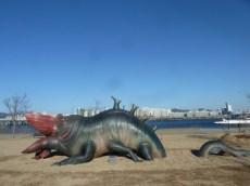 More Han River monster