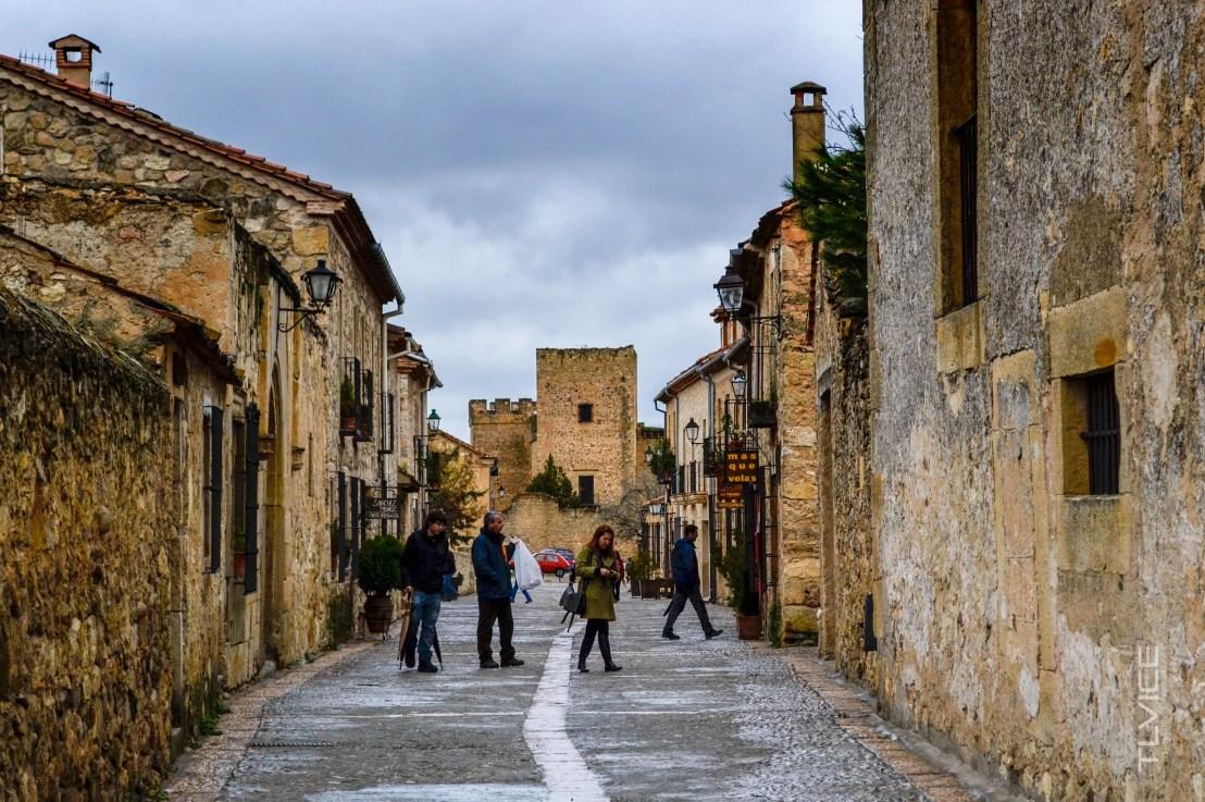 Village of Pedraza