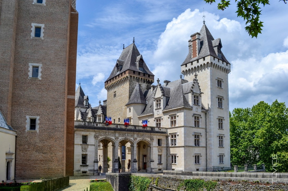 Pau, Birthplace of King Henry IV