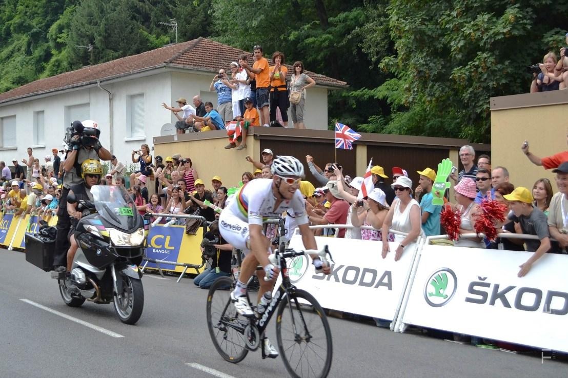 le Tour de France – Stage 13