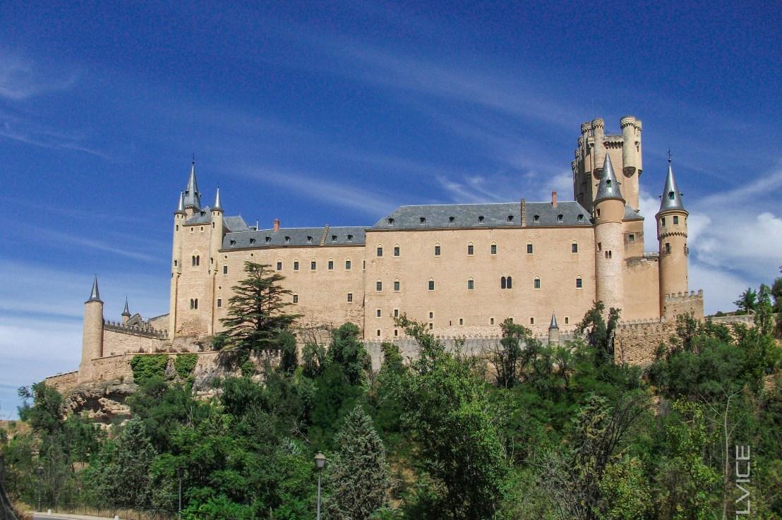 Segovia with the Monsignor