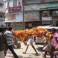 India - La muerte y los funerales en el hinduismo