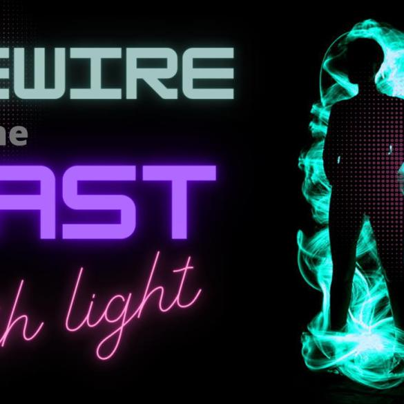 Rewriting your past with light