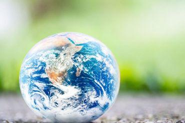 earth on gravel