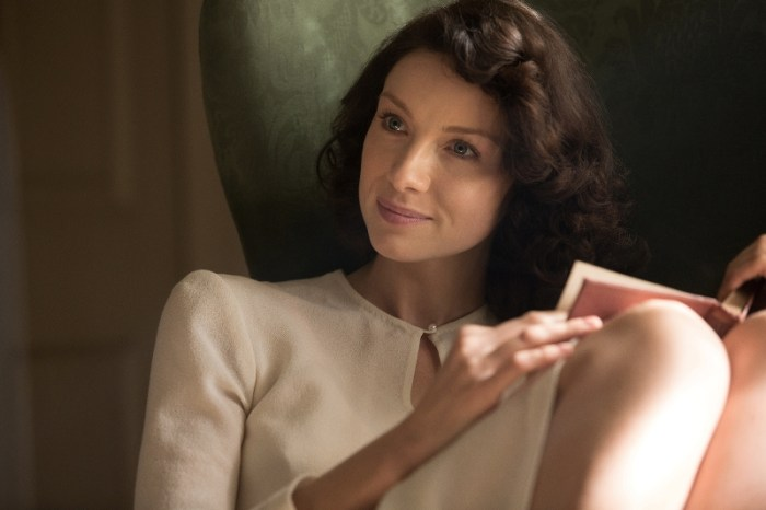 Outlander Review STARZ Balfe