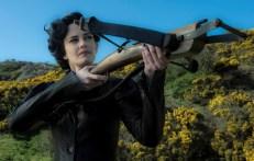 Miss Peregrine (Eva Green) takes aim at her powerful enemies.