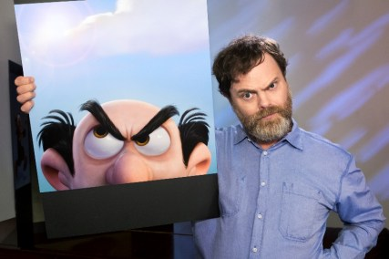 Rainn Wilson voices Gargamel in Columbia Pictures and Sony Pictures Animation's SMURFS: THE LOST VILLAGE.