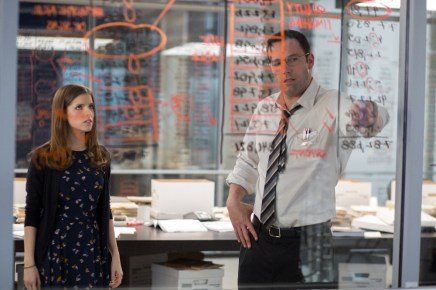 The Accountant - Ben Affleck, Anna Kendrick