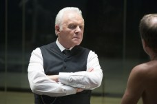 Westworld Review - Anthony Hopkins