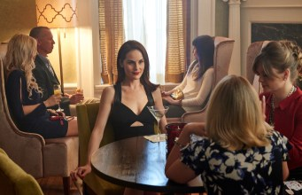 Good Behavior TV Review - Michelle Dockery