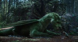 Pete's Dragon Blu-Ray release