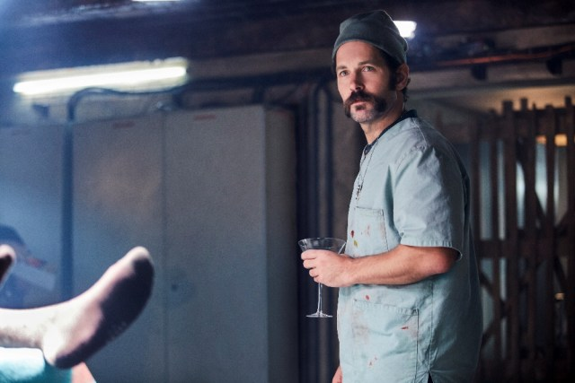 Mute Movie - Paul Rudd