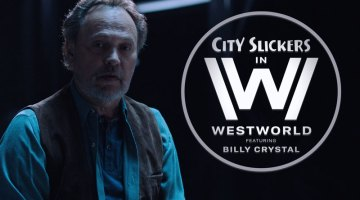 City Slickers In Westworld With Billy Crystal And Daniel Stern On Funny Or Die