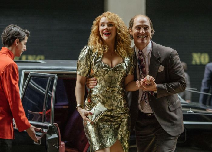 Gold movie - McConaughey, Bryce Dallas Howard