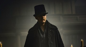 Taboo TV Review – FX Lets Hardy Loose And Delivers