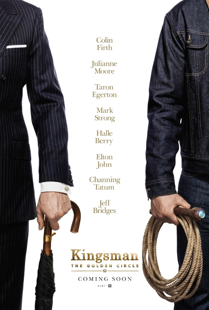 Kingmsman: The Golden Circle Poster