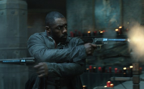 Roland (Idris Elba) in Columbia Pictures' THE DARK TOWER
