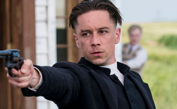 """DAMNATION -- """"Which Side Are You On"""" Episode 102 -- Pictured: Killian Scott as Seth Davenport --"""