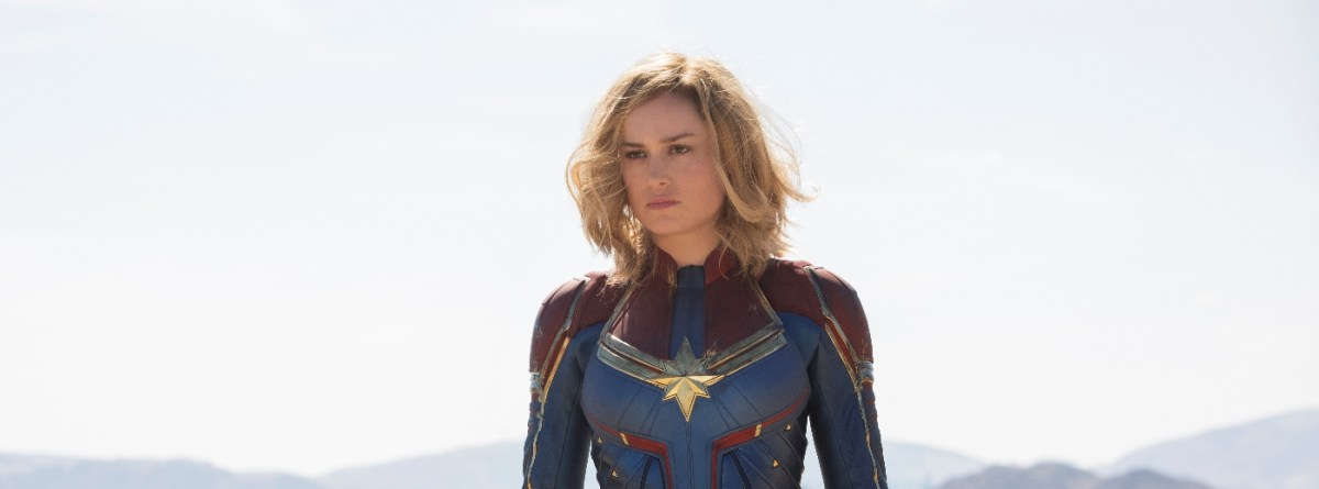 Captain Marvel Trailer Hints At Serious Potential