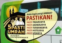 5 pasti umrah - arfa tours