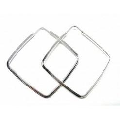 pendientes-plata-aro-rombo