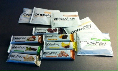 Proteinbars och shakes från Fitnessguru