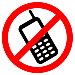 Telefon. En del artister vill införa mobilförbud på konsert.
