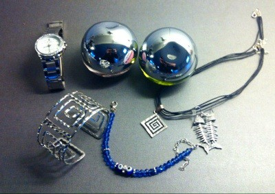 Parfym, klocka, smycken. Shopping i Grekland