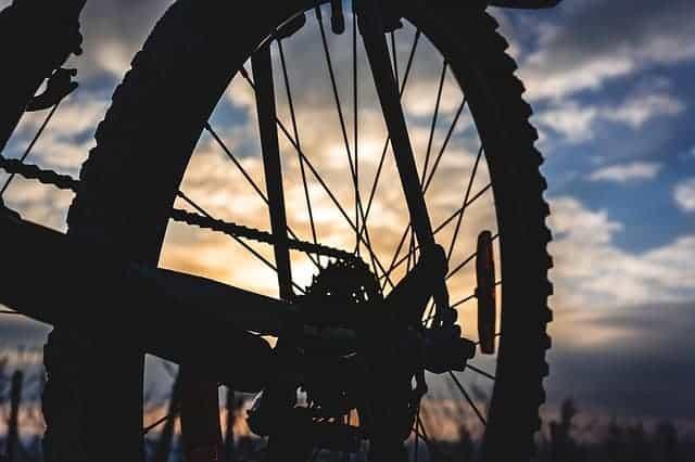 Mountainbike, cykel