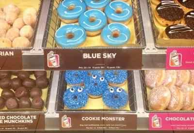 Donuts från Dunkin' Donuts, Kakmonstret