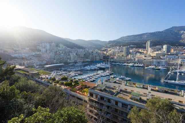 Monaco, Monte Carlos hamn