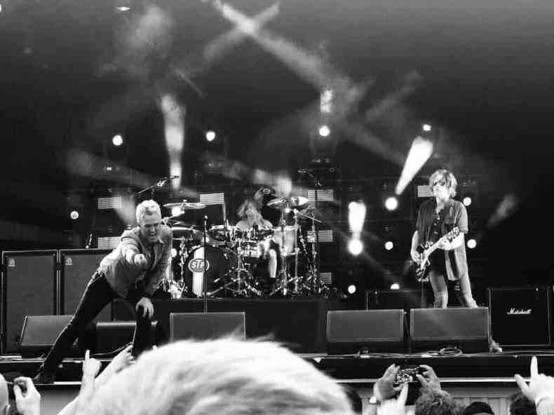 Stone Temple Pilots på Gröna Lund 2019
