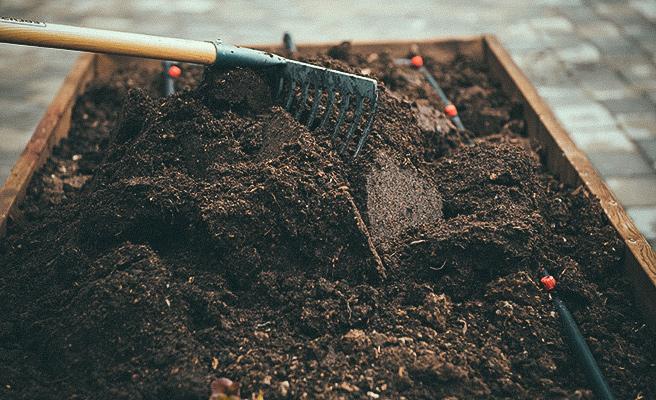 Odla i Pallkrage. Enkel och bekväm odling.
