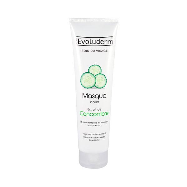Ansigtsmaske med agurk ekstrakt