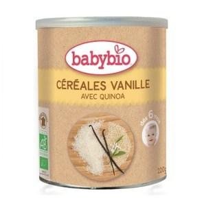 Cereales Vainilla Babybio