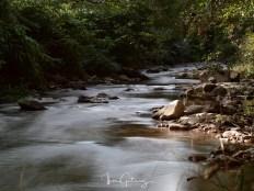 El río