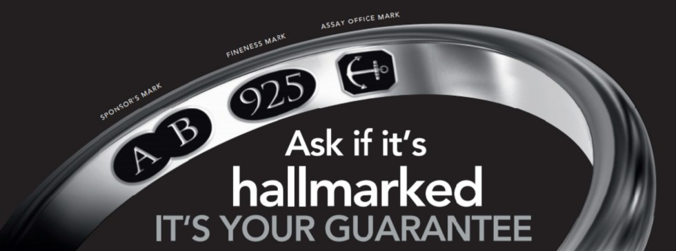 Ask f its hallmarked..ITS YOUR GUARANTEE!