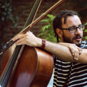 Adrián Borgarelli, violonchelista uruguayo