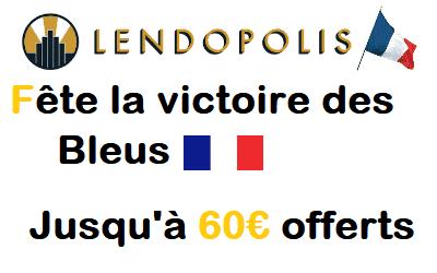 Offre Parrainage Lendopolis Code Bonus