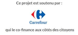 Miimosa Co-financement par Carrefour