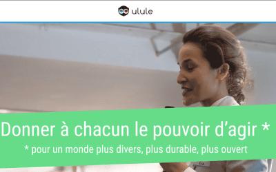 Avis Ulule – Le pouvoir d'agir