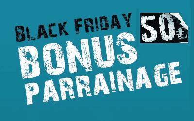 50€ offerts Semaine du Black Friday Chez Les Entreprêteurs