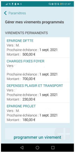 Comment économiser 10000 euros par an grâce aux virements programmés