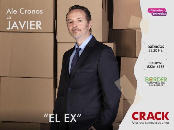 Redes - Javier El Ex