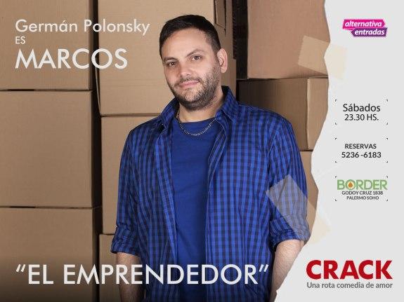 Redes - Marcos El Emprendedor