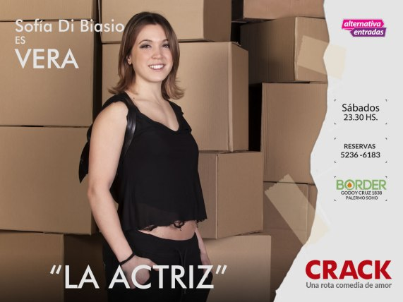 Redes - Vera La Actriz
