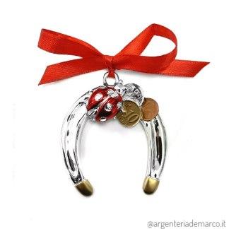 Ferro di Cavallo e Coccinella Rossa